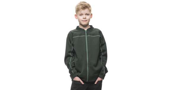 Houdini Junior Field Jacket twin peaks green
